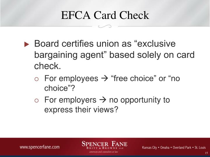 EFCA Card Check