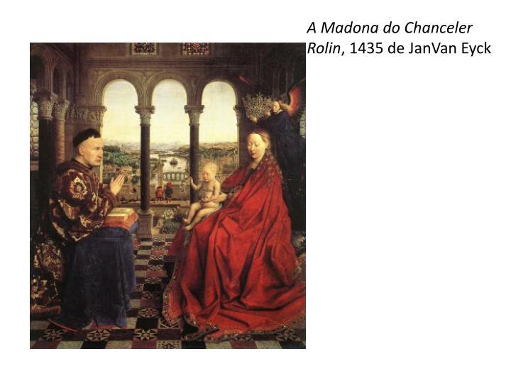 A Madona do Chanceler