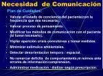 necesidad de comunicaci n1