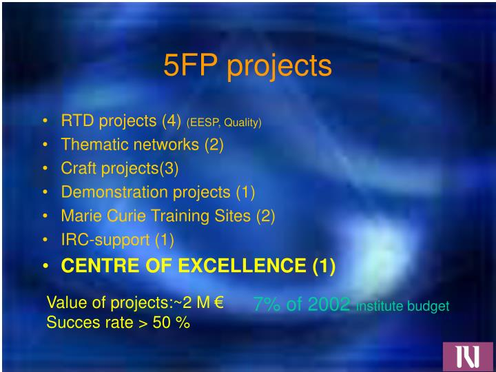 5FP projects