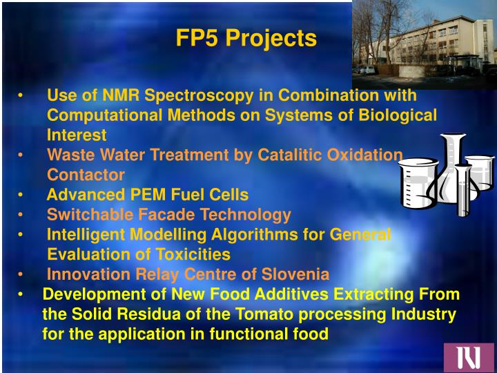 FP5 Projects