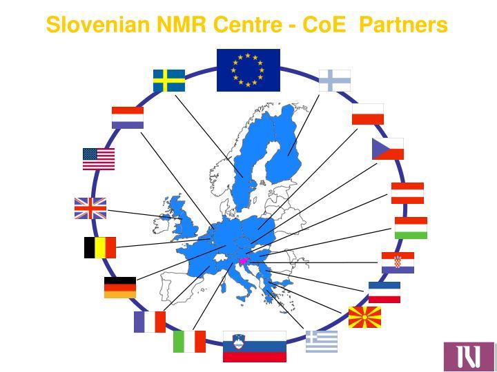 Slovenian NMR Cen
