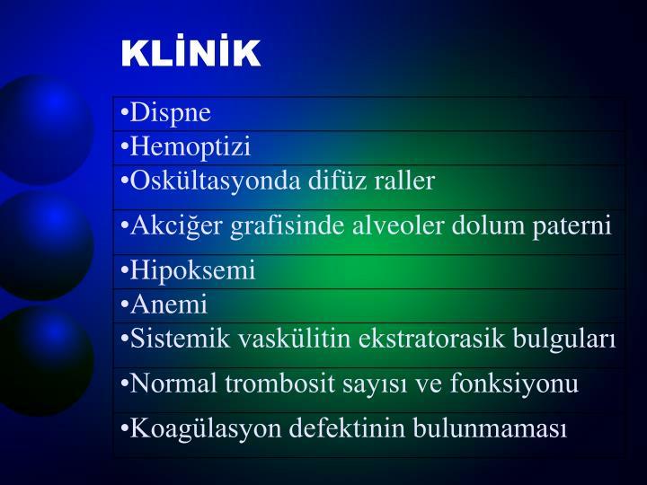 KLİNİK