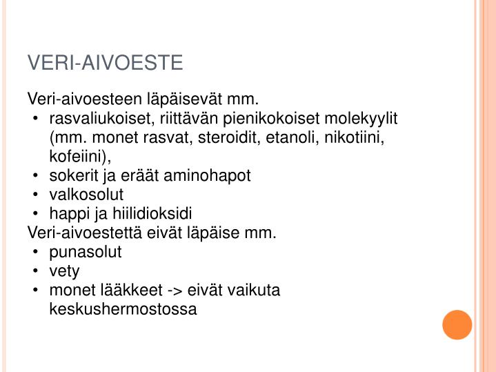 VERI-AIVOESTE