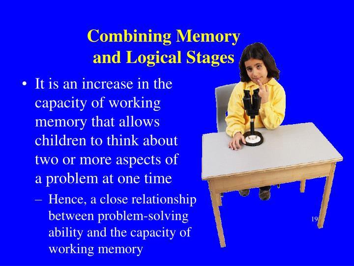 Combining Memory