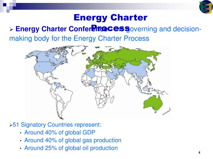 Energy Charter Process