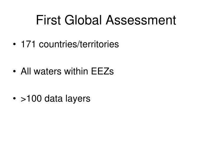 First Global Assessment