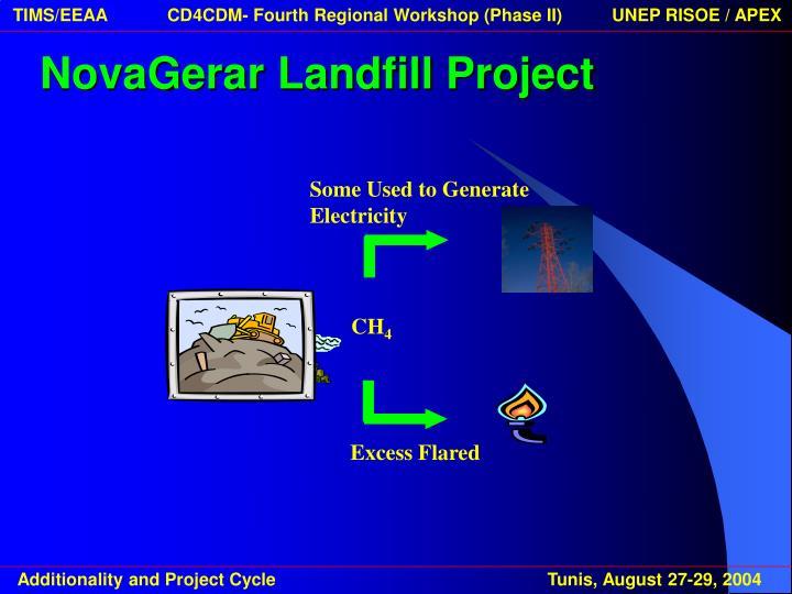 NovaGerar Landfill Project