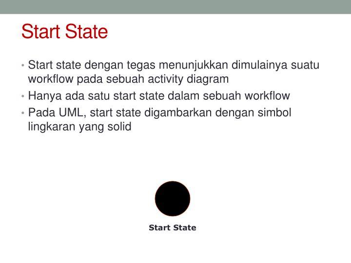 Start State