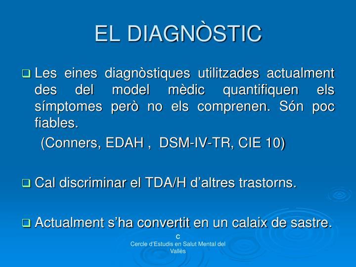 EL DIAGNÒSTIC