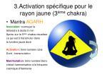 3 activation sp cifique pour le rayon jaune 3 me chakra
