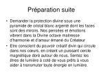pr paration suite