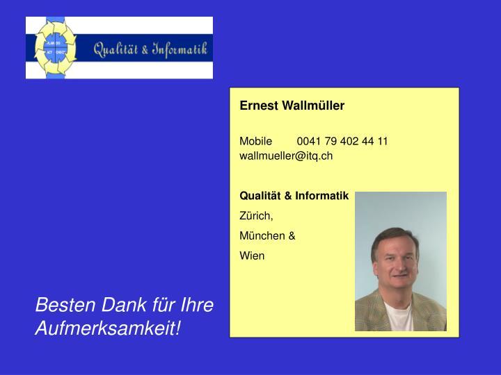 Ernest Wallmüller