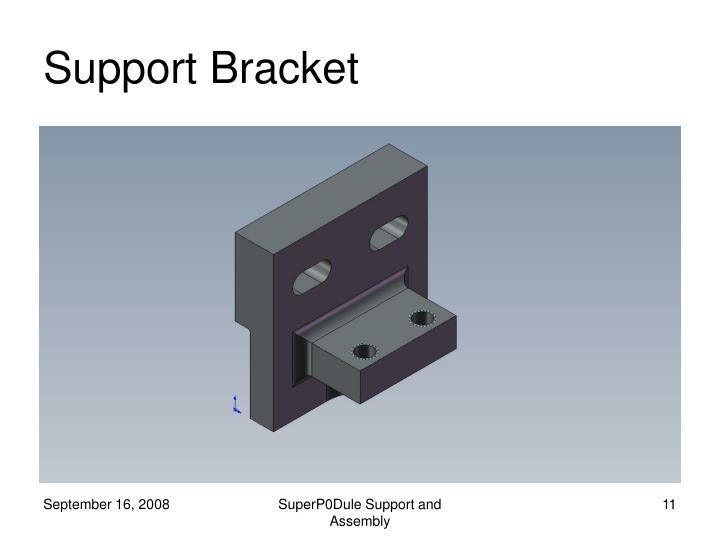 Support Bracket
