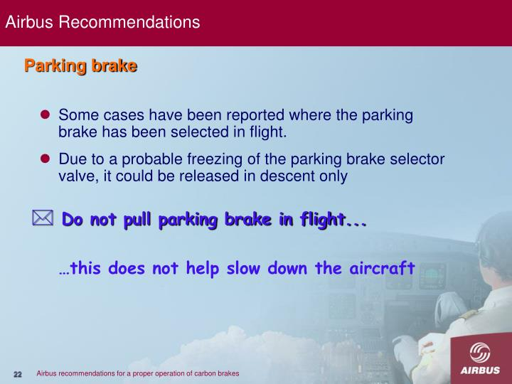 Airbus Recommendations