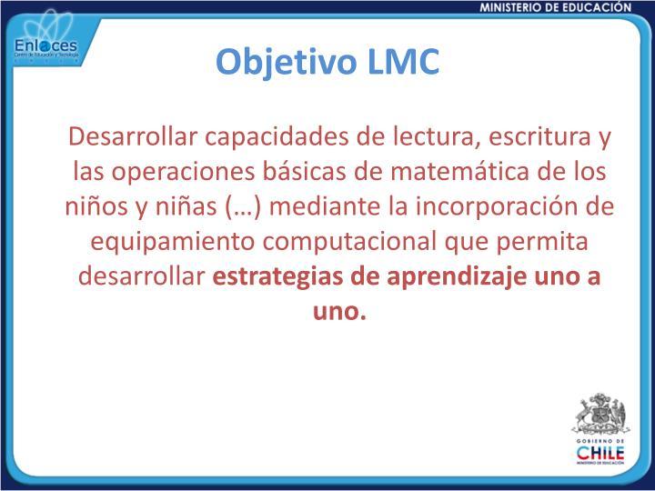 Objetivo LMC