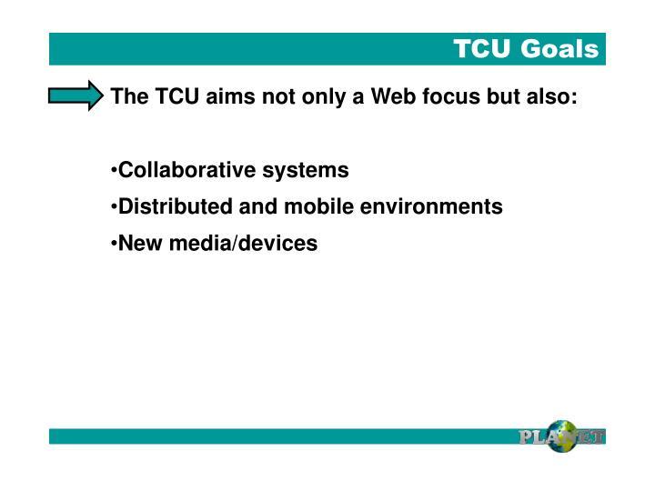TCU Goals