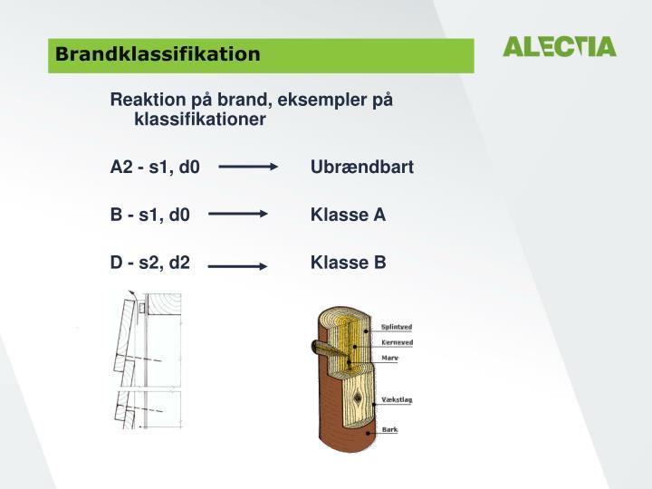 Brandklassifikation