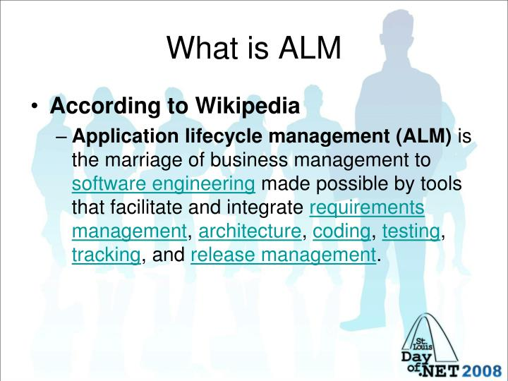 What is alm
