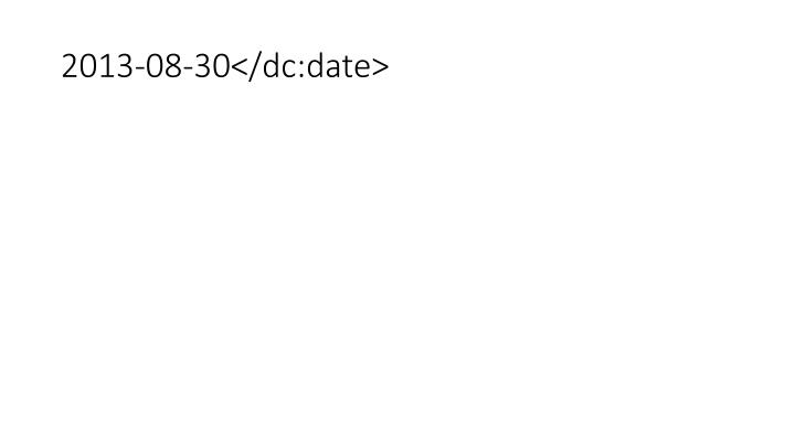 2013-08-30</dc:date>