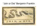 join or die benjamin franklin