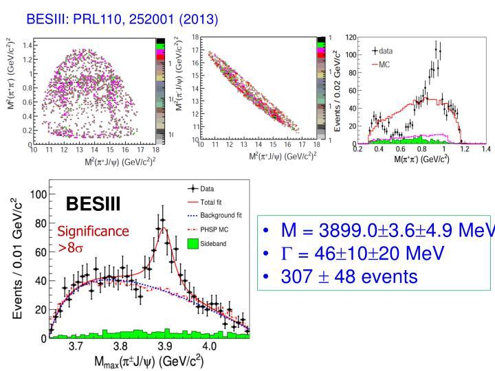 BESIII: PRL110, 252001 (2013)