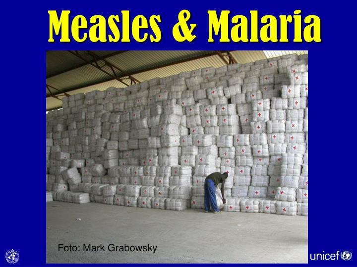 Measles & Malaria