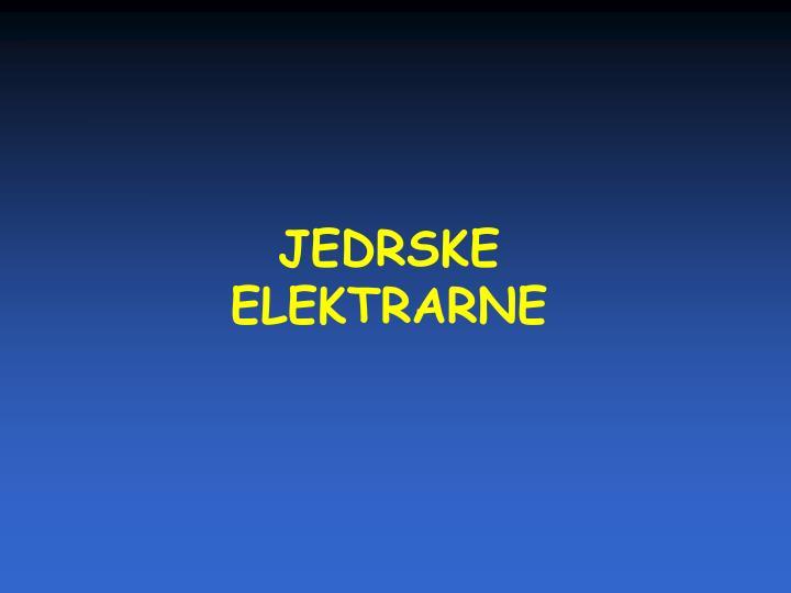JEDRSKE