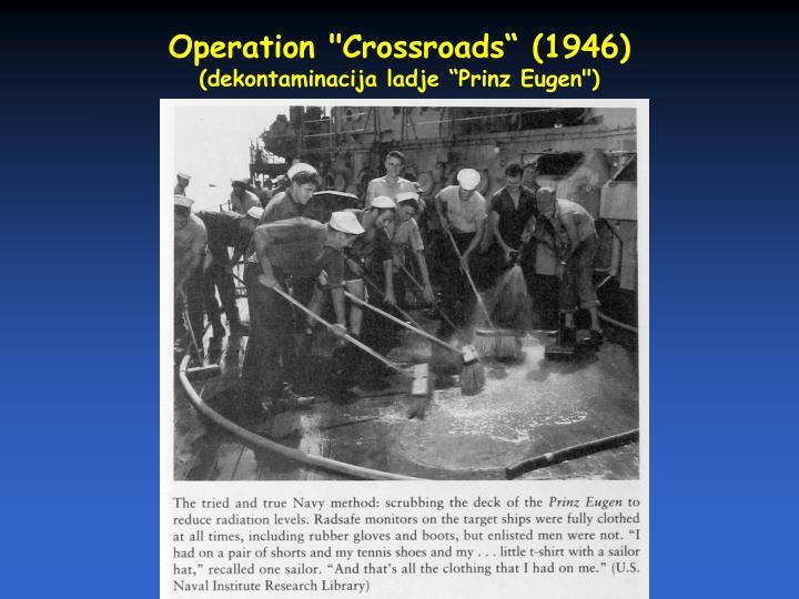 "Operation ""Crossroads"" (1946)"