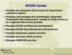kcgis center