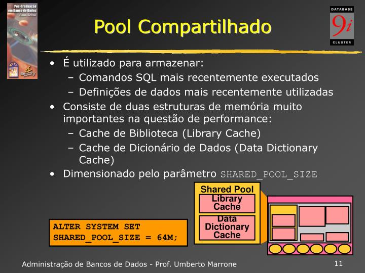 Pool Compartilhado