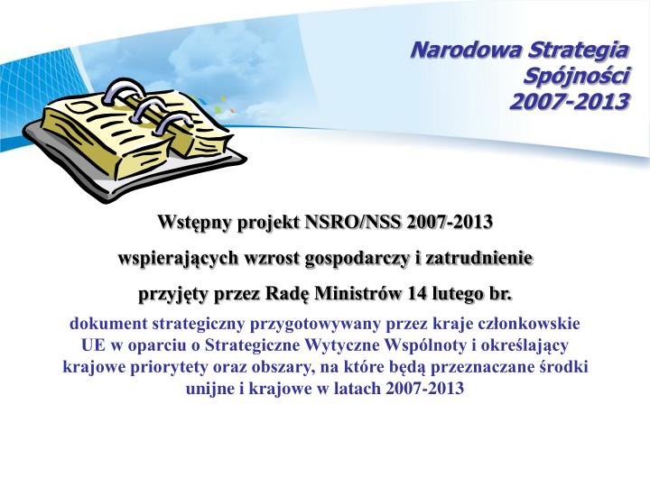 Narodowa Strategia