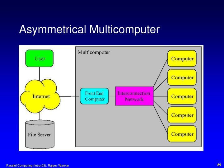Asymmetrical Multicomputer