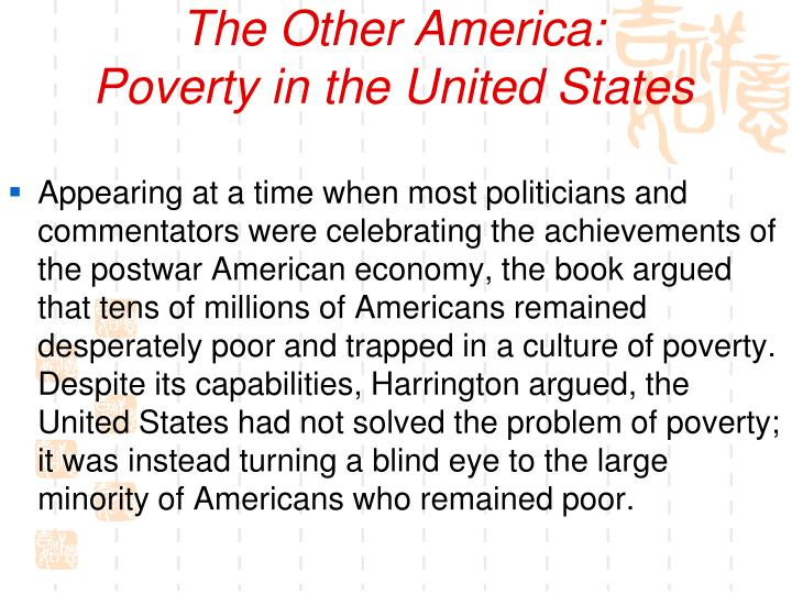 The Other America: