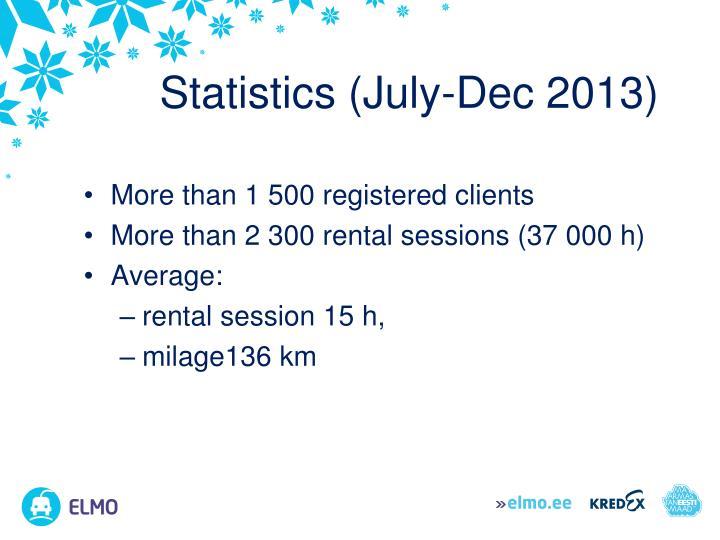 Statistics (