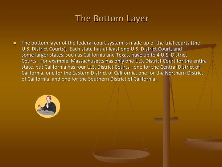 The Bottom Layer