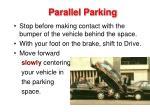 parallel parking5