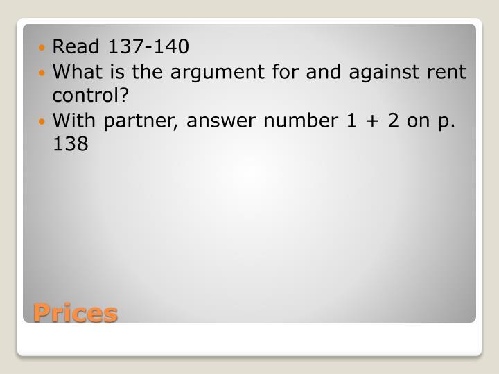 Read 137-140