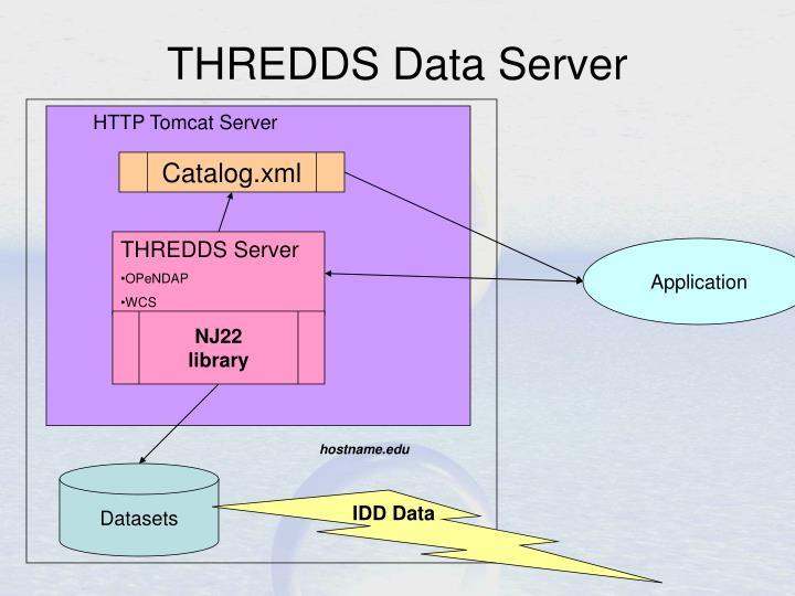 THREDDS Data Server