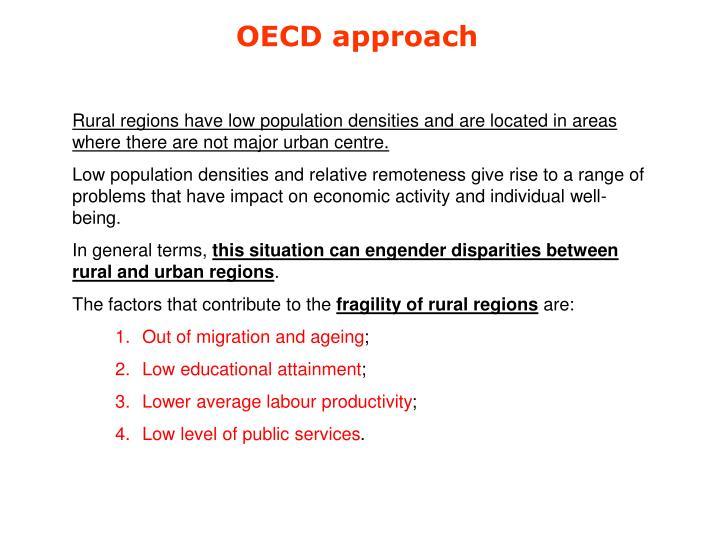 OECD approach
