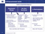 e procurement tools