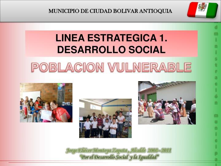 MUNICIPIO DE CIUDAD BOLIVAR ANTIOQUIA