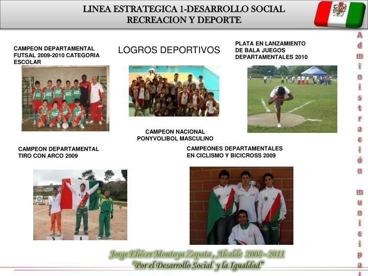 CAMPEON DEPARTAMENTAL FUTSAL 2009-2010 CATEGORIA ESCOLAR