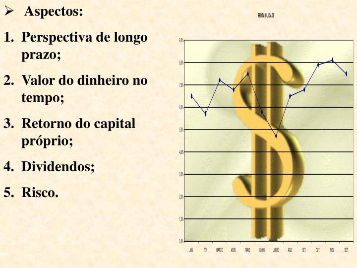 Aspectos: