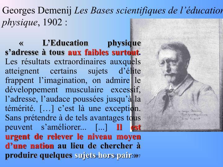Georges Demenij