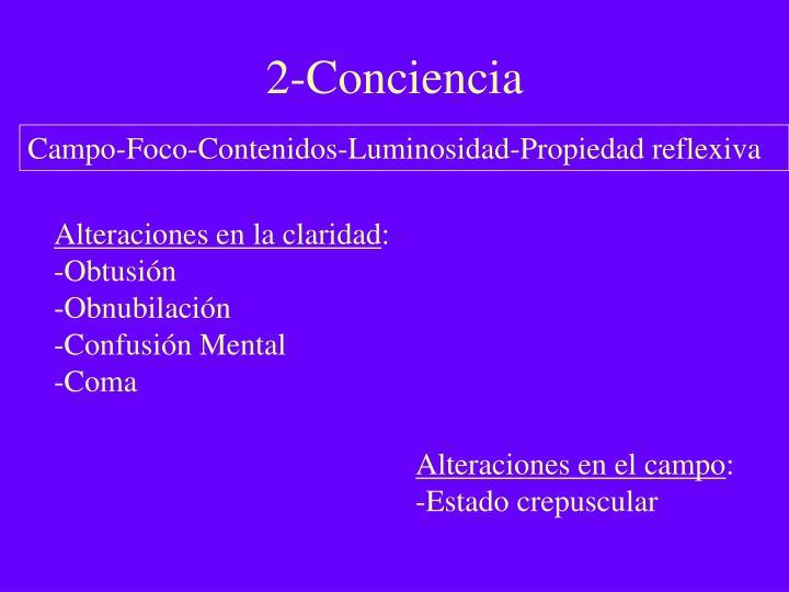 2-Conciencia