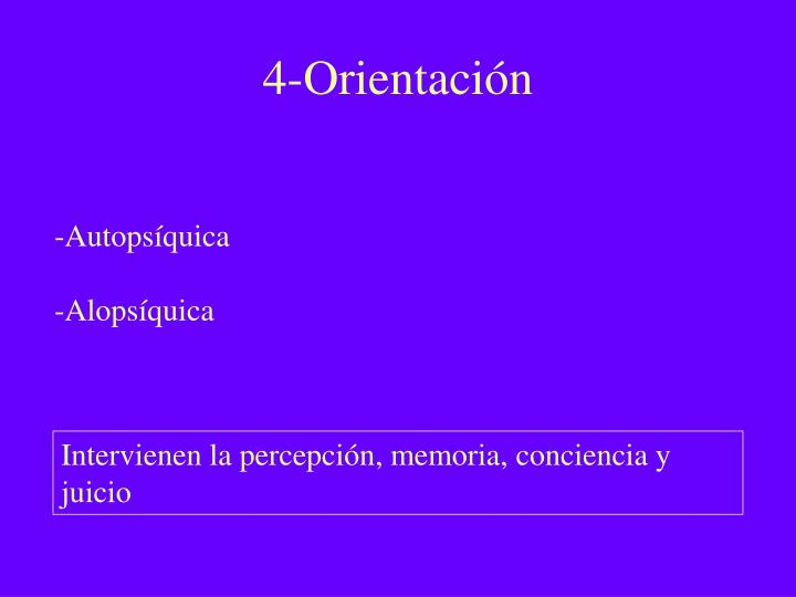4-Orientación