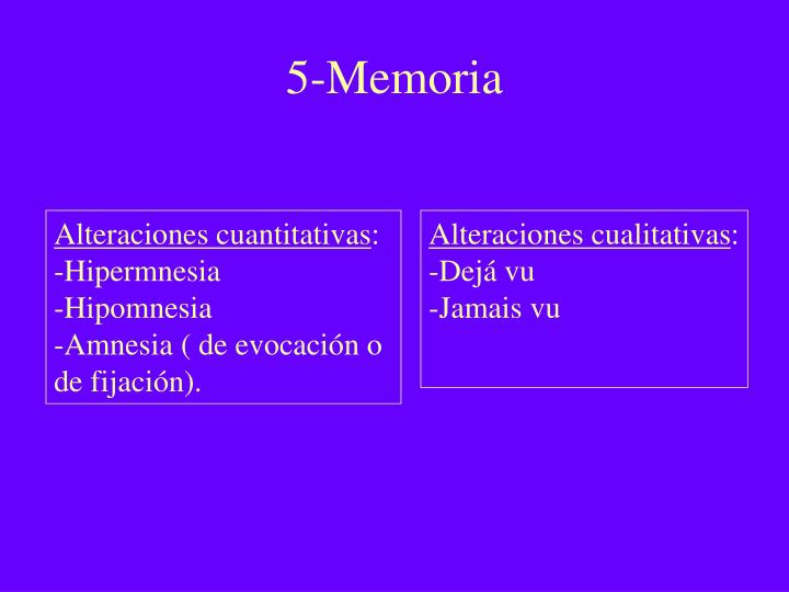 5-Memoria