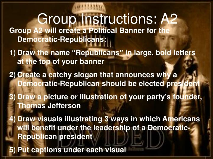 jefferson vs hamilton federalists vs republicans Compare the policies of the federalist and democrats, republicans 2 historians later chose the term democratic republican party jefferson and madison created the party in order to oppose the economic the title of this chart is federalists vs republicans.
