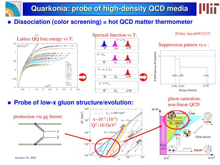 Quarkonia: probe of high-density QCD media